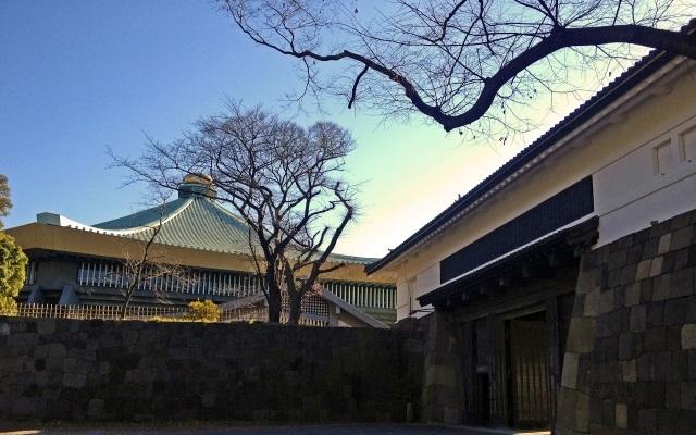 日本武道館正門