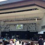 大阪城音楽堂のキャパはどれくらい?座席のレイアウトは?