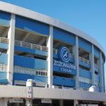 ZOZOマリンスタジアムのキャパはどれくらい?座席のレイアウトは?