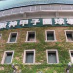 阪神甲子園球場のキャパはどれくらい?座席のレイアウトは?