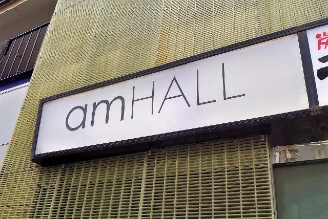 梅田amHALL